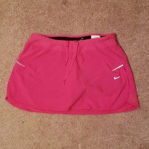 Pink Nike Skirt